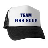 Team FISH SOUP Trucker Hat