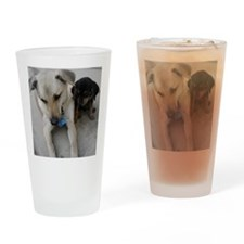 Chipper Squirt Drinking Glass