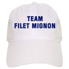 Team FILET MIGNON Baseball Cap