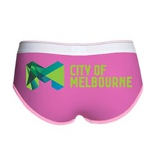 City of Melbourne Women's Boy Brief