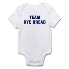 Team RYE BREAD Infant Bodysuit