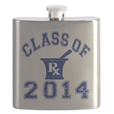 Class Of 2014 Pharmacy Flask