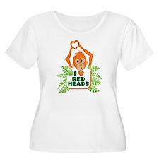I Love (heart T-Shirt