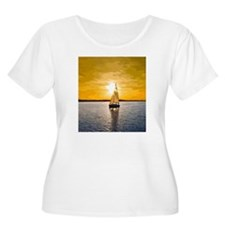 Sailing into  T-Shirt