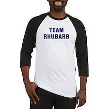 Team RHUBARB Baseball Jersey