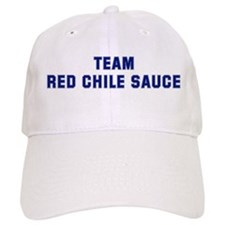 Team RED CHILE SAUCE Baseball Cap