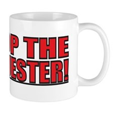 Sequester bumper Mug