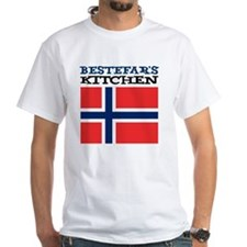 Bestefars Kitchen Apron Shirt