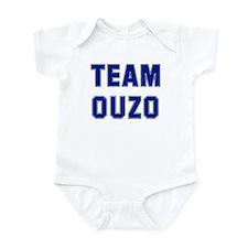 Team OUZO Infant Bodysuit