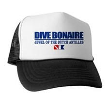 Dive Bonaire Trucker Hat