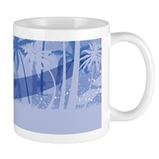 Surfing 36X11 Wall Decal Mug