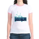 house call Jr. Ringer T-Shirt