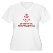 Keep Calm and Listen to the Insurance Broker Plus