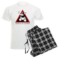 XTREME AIR STICKGIRL danger s Pajamas