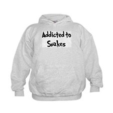 Addicted to Snakes Hoodie