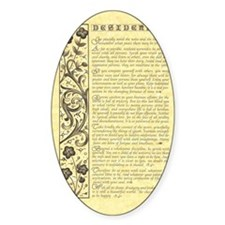 maize stone calli parchment desider Decal