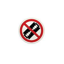 Don't Shave! Mini Button