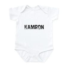 Kamron Infant Bodysuit