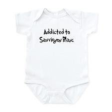 Addicted to Sauvignon Blanc Infant Bodysuit