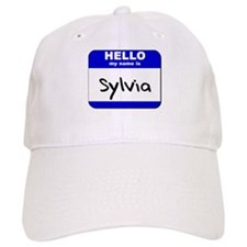 hello my name is sylvia Baseball Cap