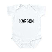 Karson Infant Bodysuit