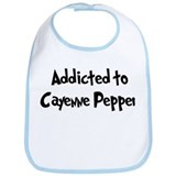 Addicted to Cayenne Pepper Bib