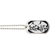 Parkour Dog Tags