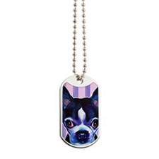 Boston Terrier #3 Dog Tags