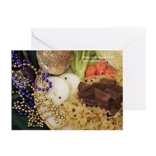 Fat Tuesday Beef Recipe Cards (Pk of 10)