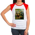 Spirit '76 - Airedale #6 Women's Cap Sleeve T-Shir