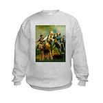 Spirit '76 - Airedale #6 Kids Sweatshirt