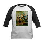 Spirit '76 - Airedale #6 Kids Baseball Jersey