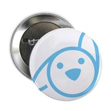 "blue puppy 2.25"" Button"