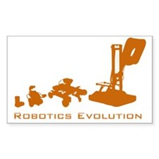 Robotics Evolution Decal