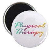"Physical Therapy 2.25"" Magnet (10 pack)"