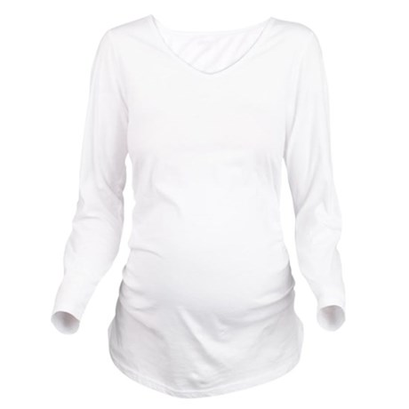 Id Love To Help, But Long Sleeve Maternity T-Shirt