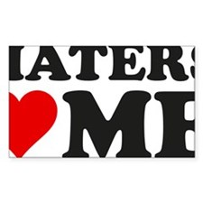 hatersLoveMee1A Decal