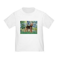 Bridge - Airedale #6 Toddler T-Shirt