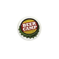 Beer Camp Mini Button