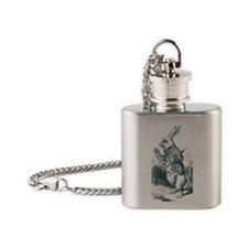 Im Late Rabbit Flask Necklace