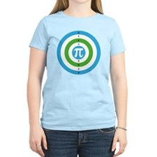 Pi Day Bullseye version 3 T-Shirt