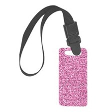Glam Luggage Tag