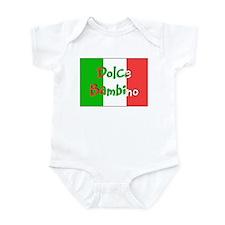 Dolce Bambino Infant Bodysuit
