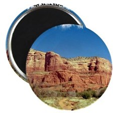 Courthouse Butte Magnet