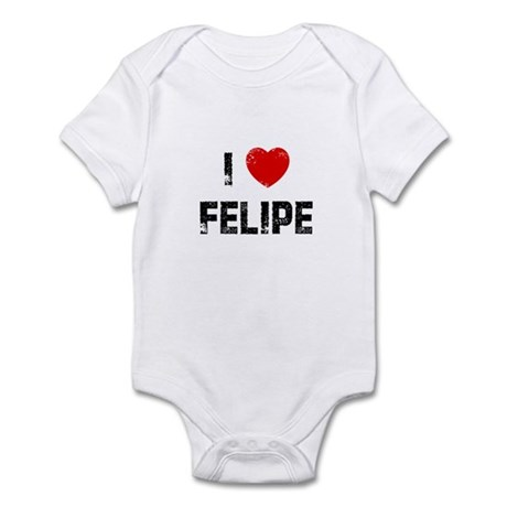 I * Felipe Infant Bodysuit