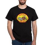 Ogallala Fire Dept Dark T-Shirt