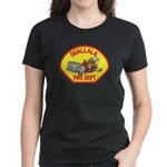 Ogallala Fire Dept Women's Dark T-Shirt