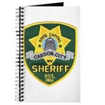 Carson City Sheriff Journal