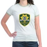 Carson City Sheriff Jr. Ringer T-Shirt