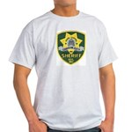 Carson City Sheriff Light T-Shirt
